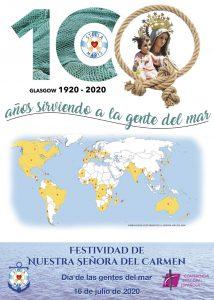 Cien años con la gente del mar