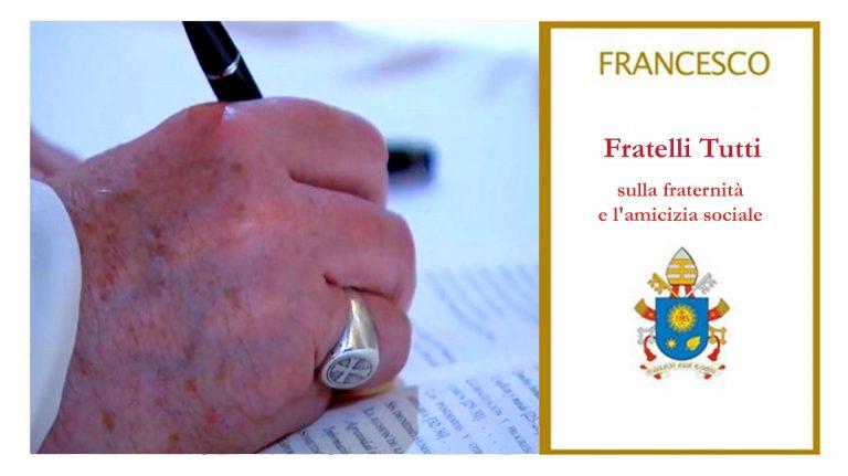 Carta Encíclica Fratelli Tutti