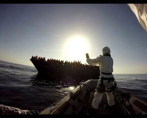 """Escuchar el """"Eco de Lampedusa"""" en las Islas Canarias"""